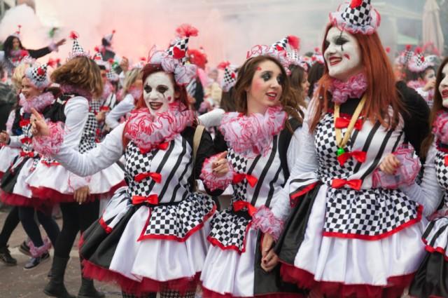 Xanthi Carnival Parade